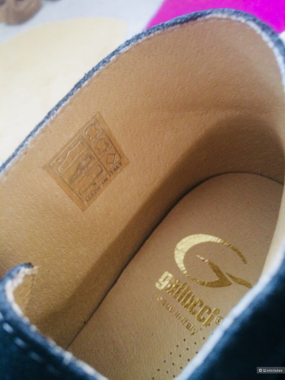 Ботинки для мальчика GALLUCCI (35 размер)
