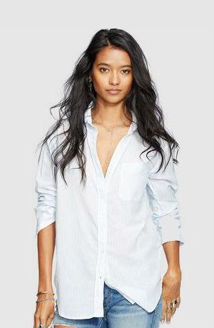 Рубашка  Denim & Supply Ralph Lauren, размер М
