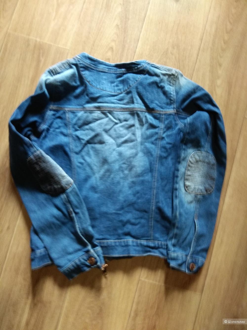 Джинсовая куртка House M, на 42-44 размер