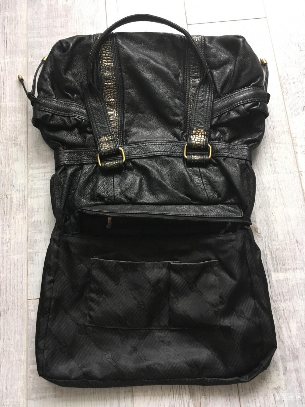 Сумка Eleganzza, размер 39 х 30 см