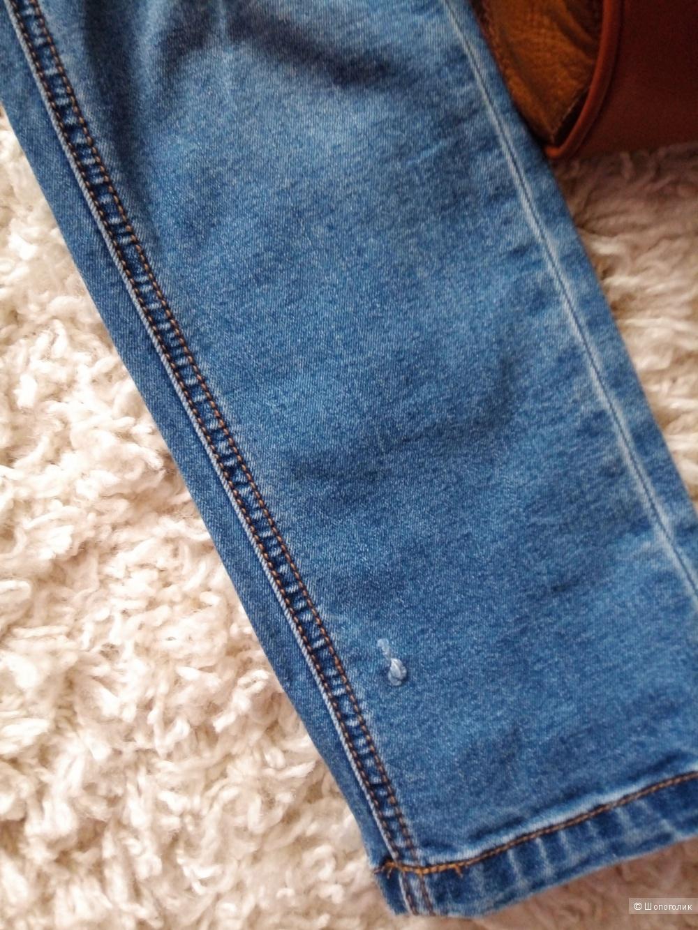 Комплект из джинс  Denim Co  и топа, размер s(m).