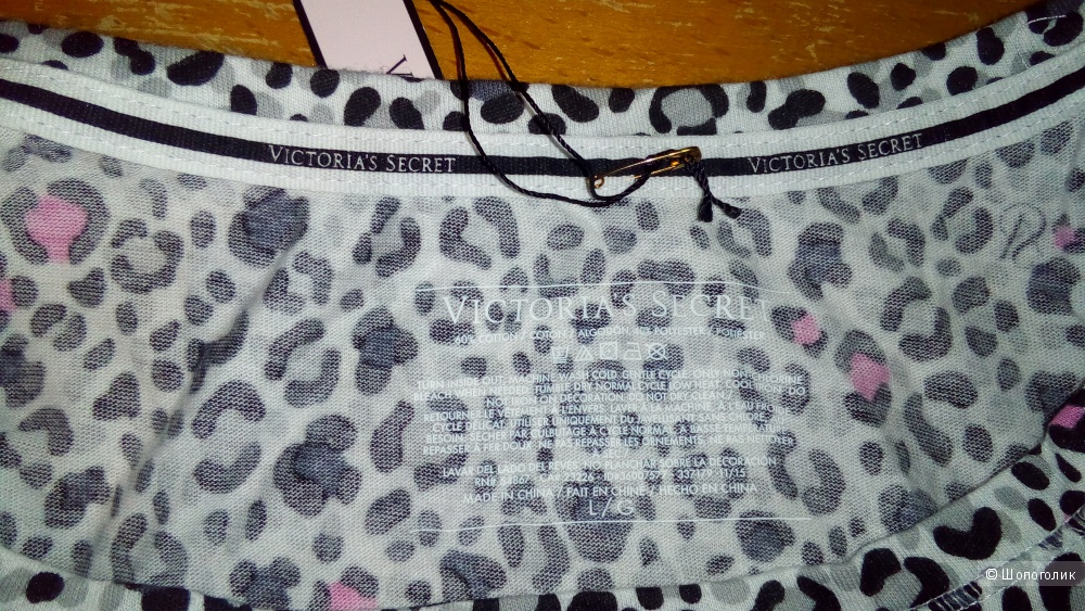 Домашняя/ночная рубашка Victoria'a Secret размер L на 48-50р