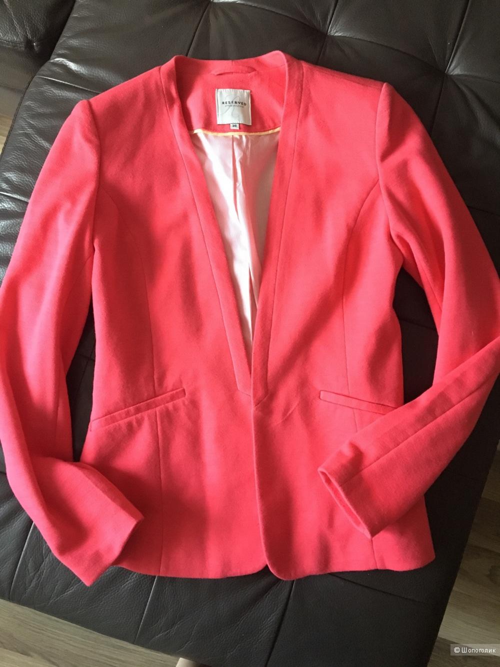 Пиджак Reserved размер 44-46