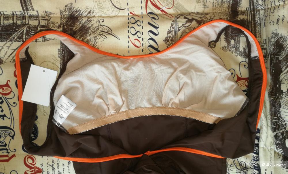 Слитный купальник Энви, 44D, 46F