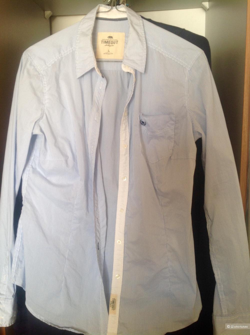 TIMEOUT Рубашка на М