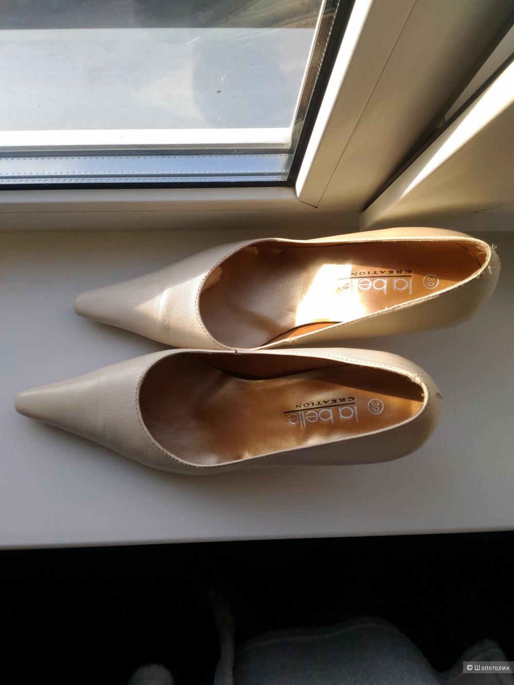 Туфли- Лодочки LA BELLE 39
