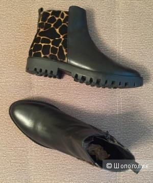 П/ботинки, п/сапожки челси S`Oliver 39 р.