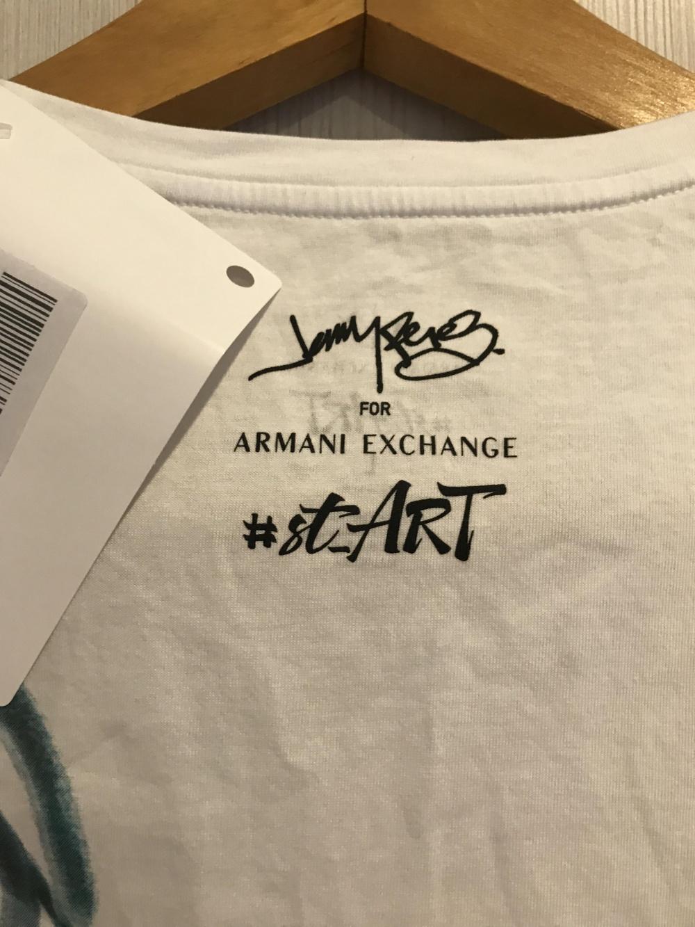 Футболка Armani exchange, размер L