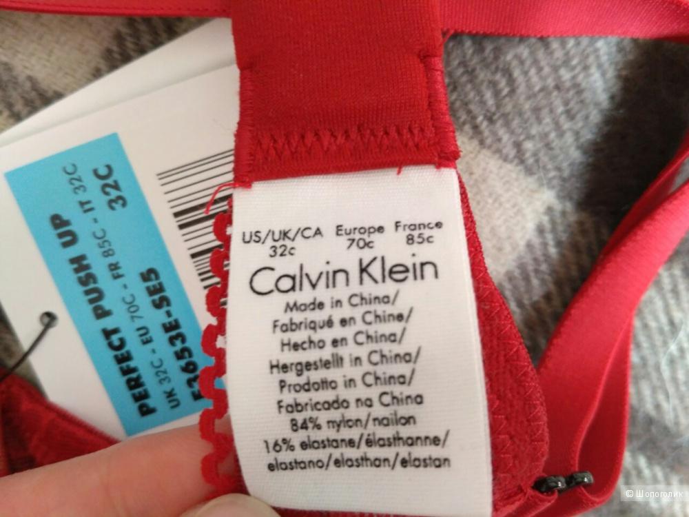 Бюстгалтер Calvin Klein, 70C