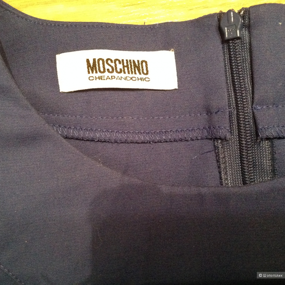 Платье MOSCHINO 44it, 46ru