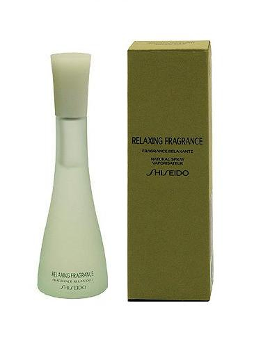 Парфюм Relaxing Fragrance Shiseido -ПВ  70/100 мл