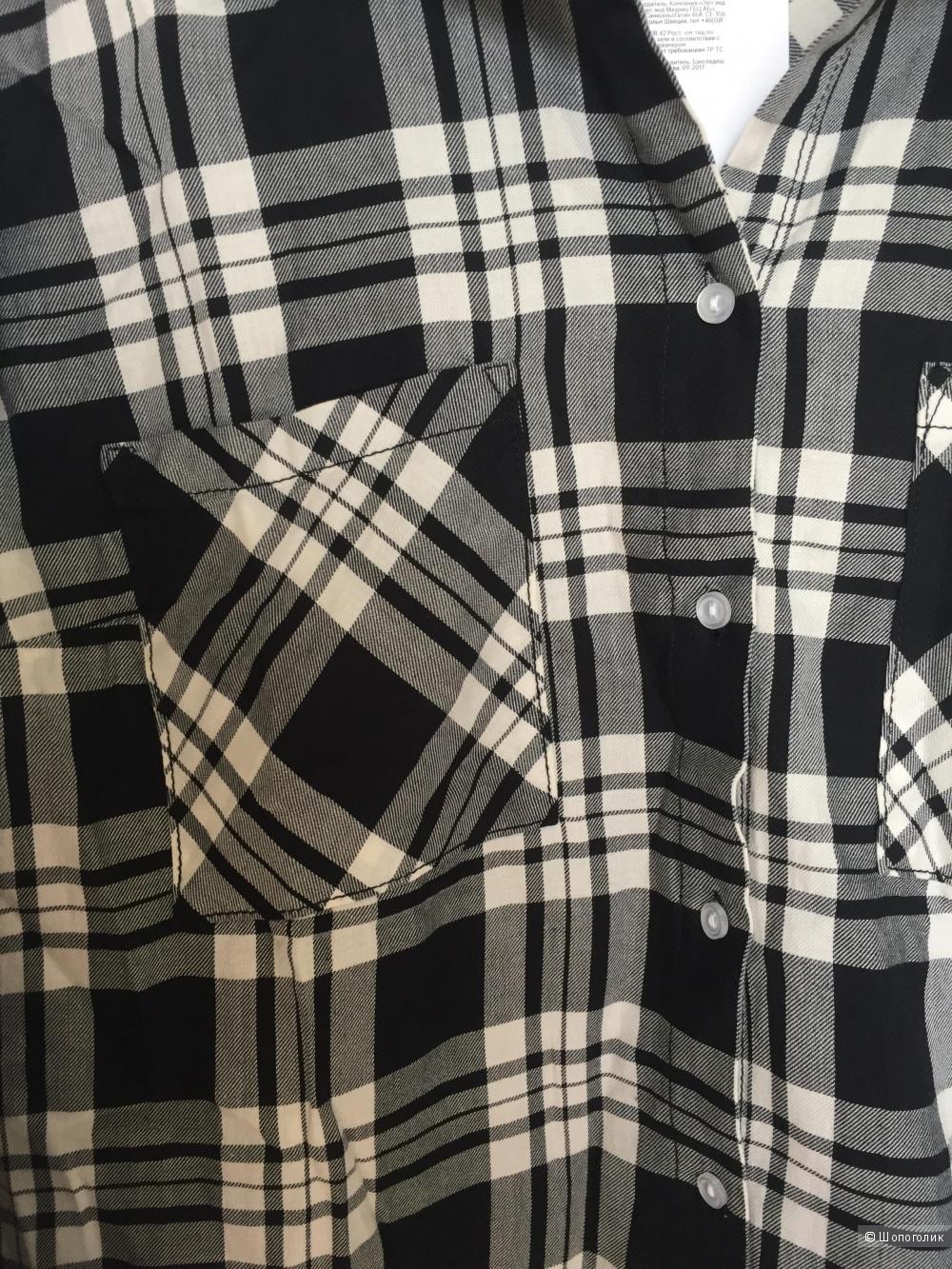 Рубашка hm размер 42