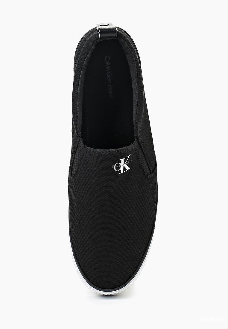 Новые слипоны Calvin Klein Dolly р 37