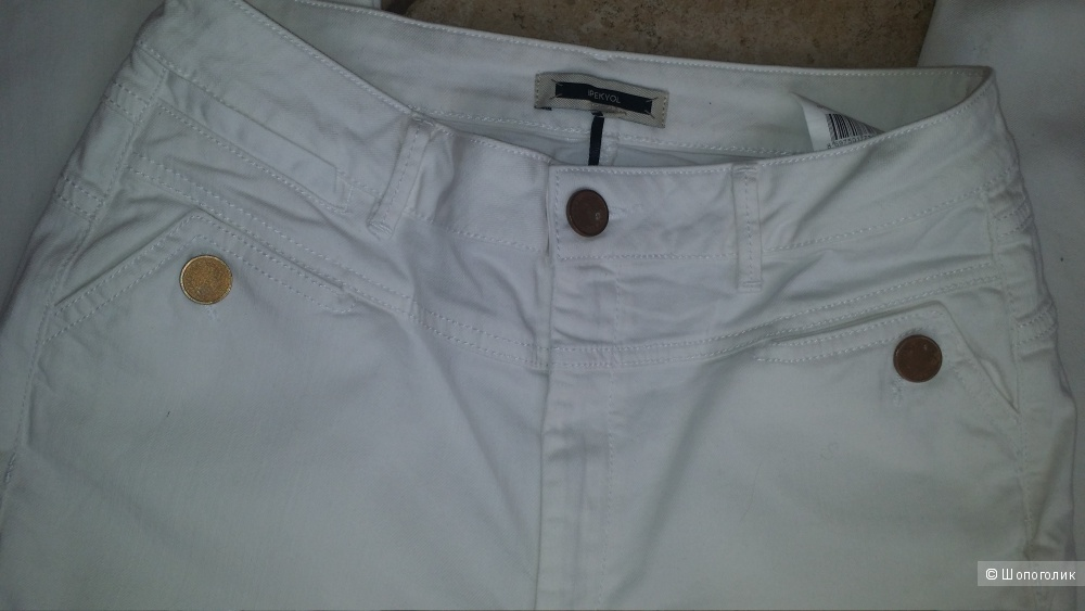 Сет : топ Motivi и джинсы Ipekyol, 44 размер