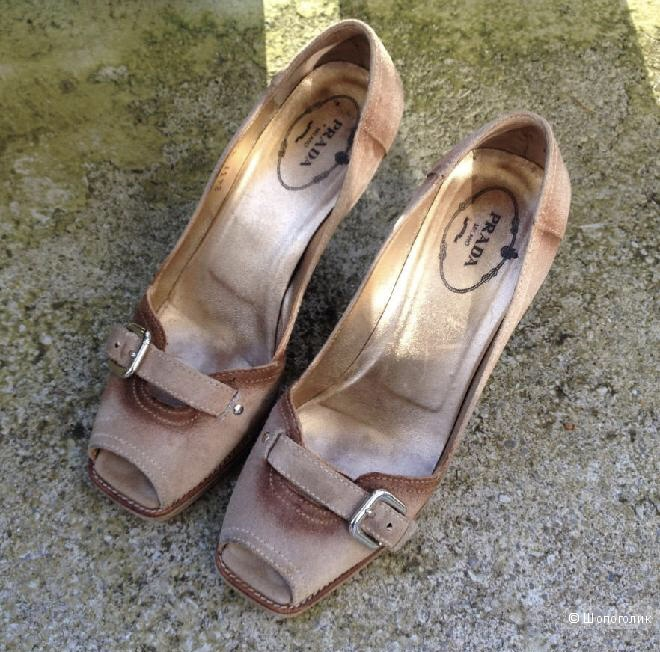 Туфли Prada 37,5