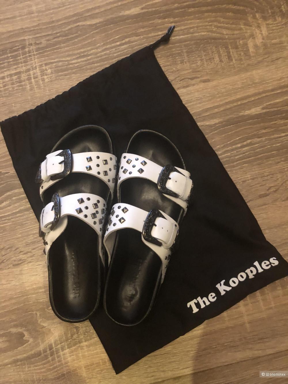 Шлёпанцы The kooples размер 39(38)
