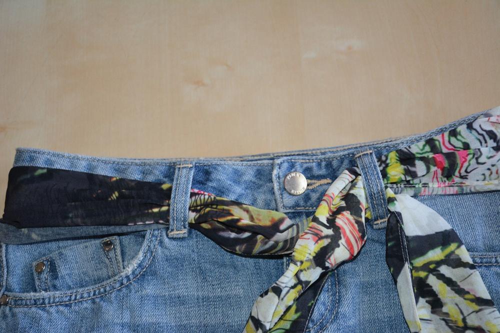 Джинсовая юбка Karen Millen, размер XS
