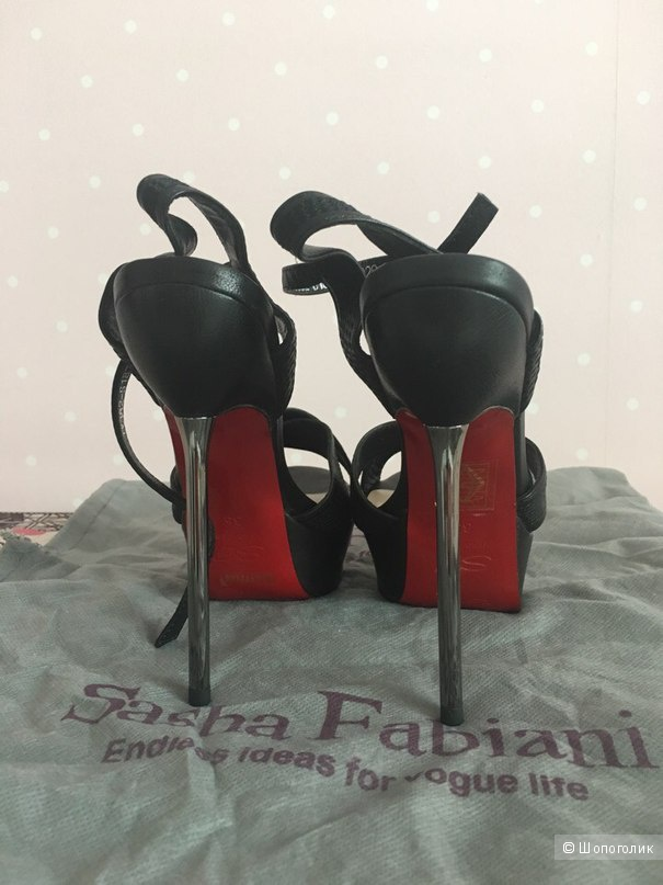 Босоножки Sasha Fabiani 35 размер
