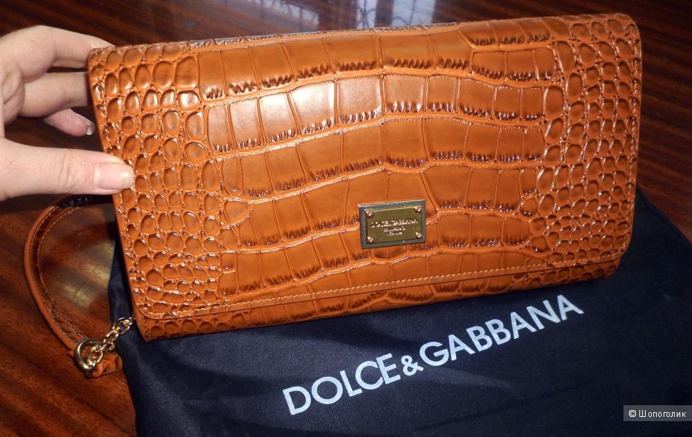 Сумка-клатч, Dolce & Gabbana, реплика