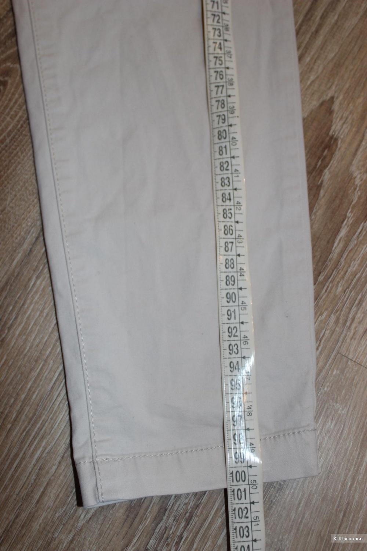 Брюки-чинос h&m, размер 46