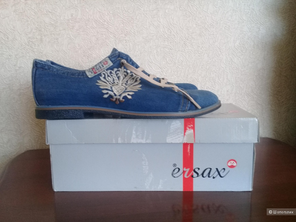 Макасины ERSAX размер 39