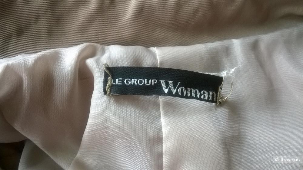 "Тренч плащ ""Le group WOMAN""  р.M (на 44-46)"