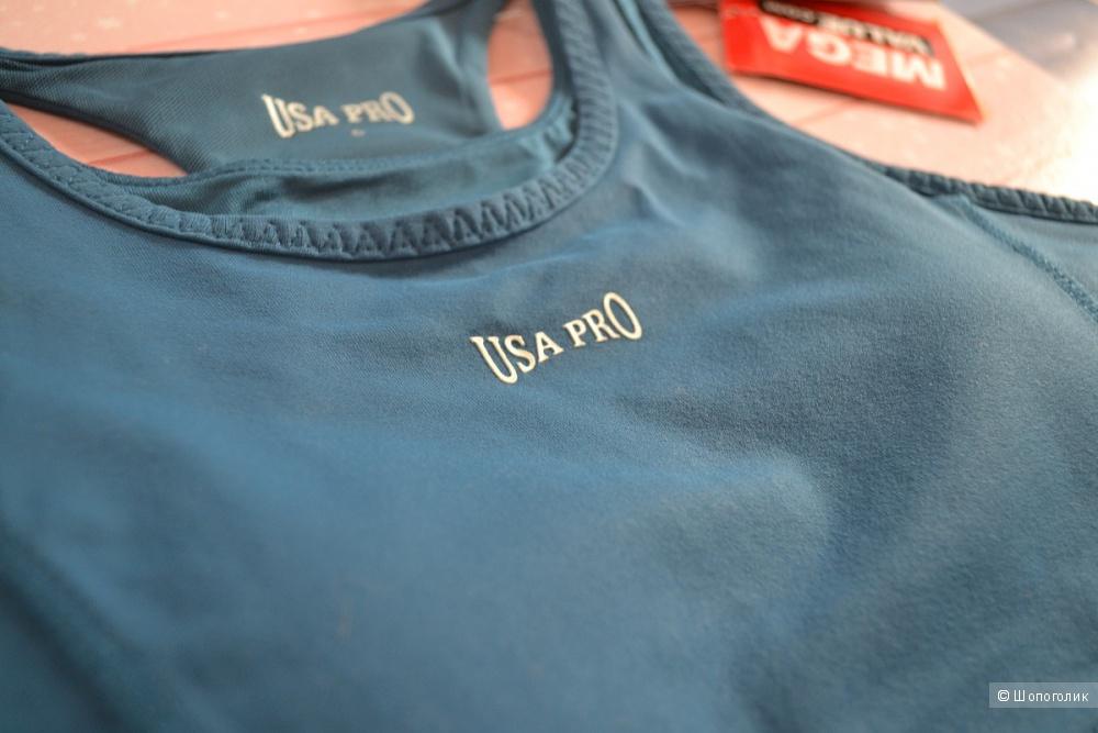 Спортивный бюстгальтер USA Pro размер 40-42
