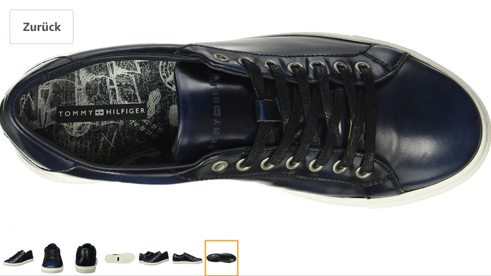 Кроссовки (кеды) Tommy Hilfiger 45 размер