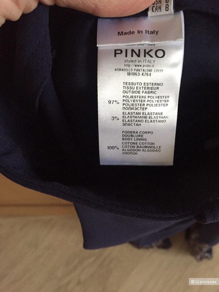 Брюки PINKO, размер 44 IT (на 46-48 Rus)