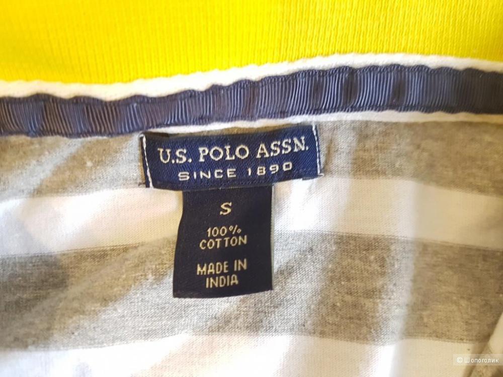 Поло U.S. Polo Assn.- М подростковый  — на 42 русс
