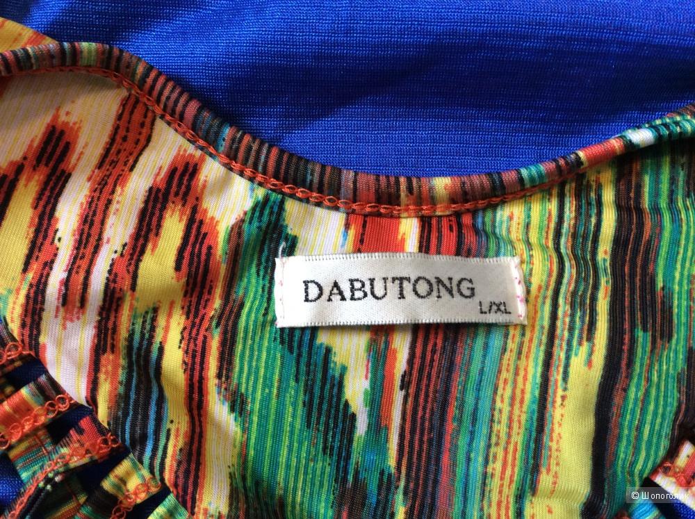 Летнее платье Dabutong р.44-48