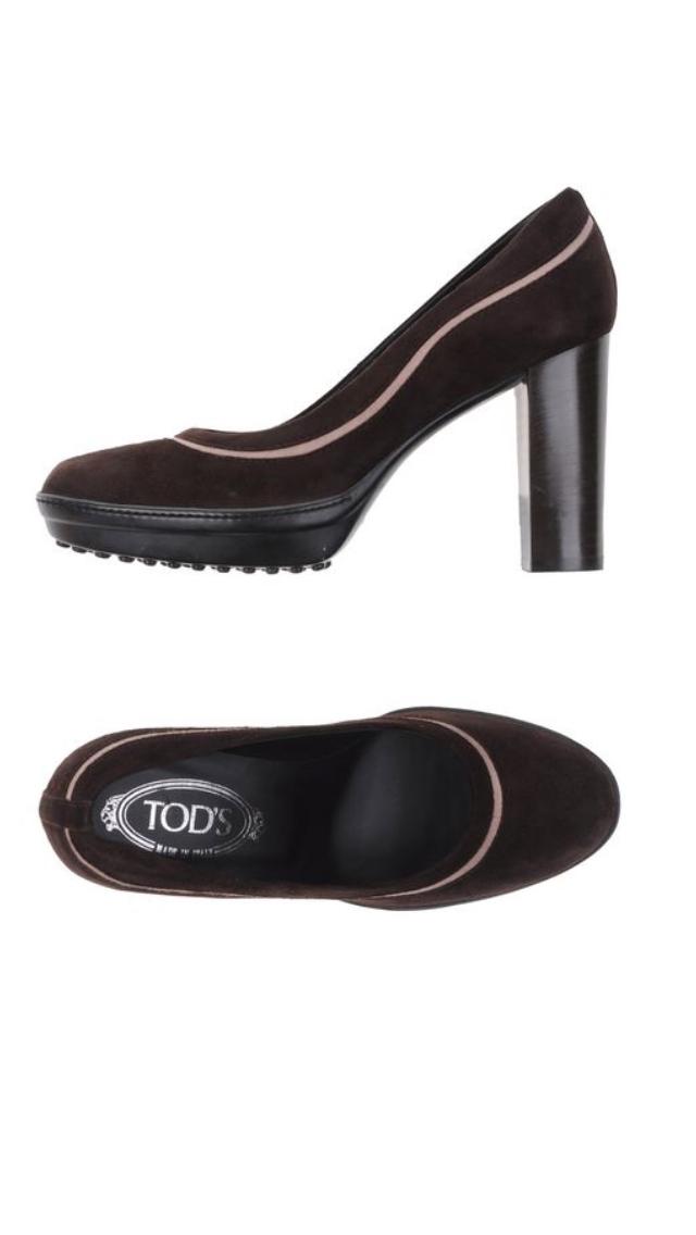 Туфли TOD'S, размер 37,5