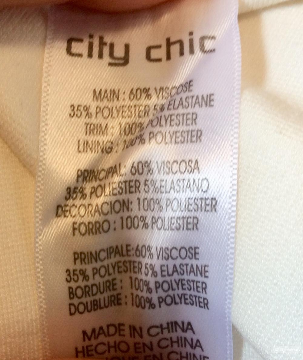 Блузка City Chic р.48-50-52