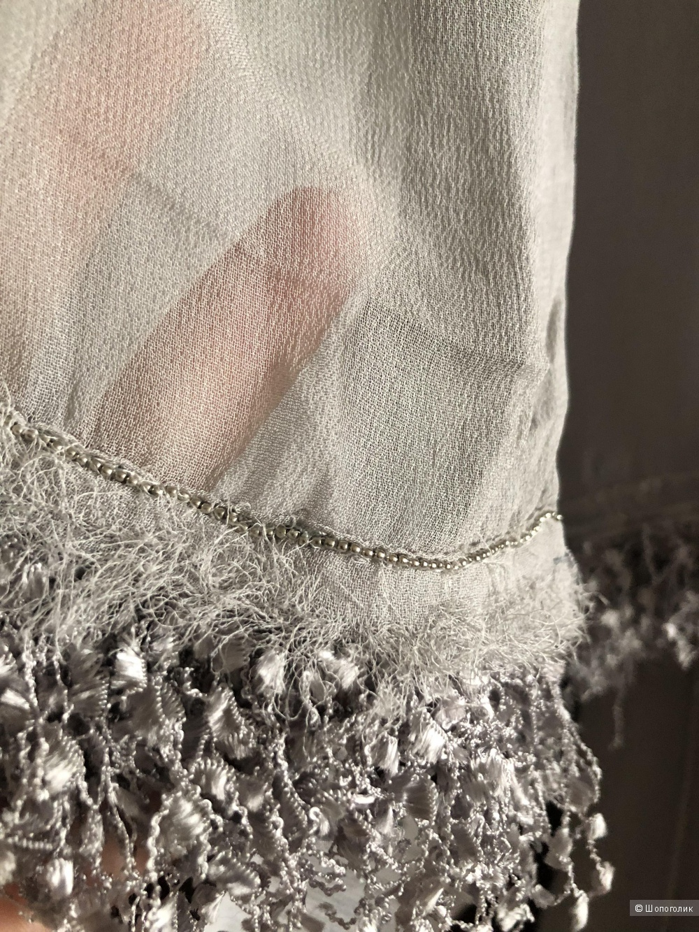 Палантин/шарф легкий  CORNICI