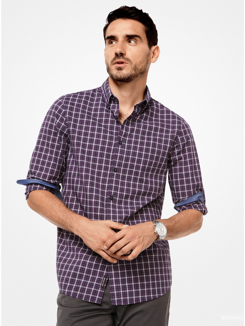 Мужская рубашка Michael Kors, размер L