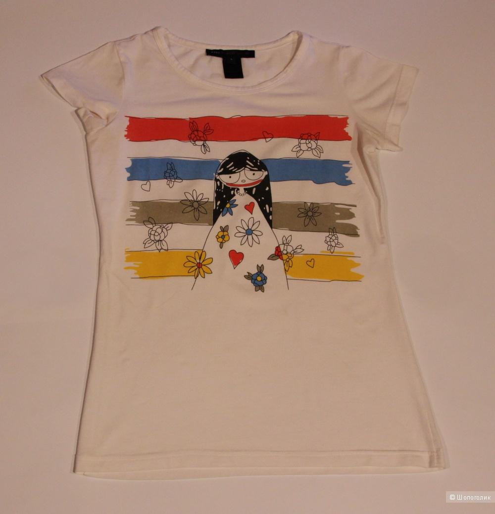 Сет из футболок Love Moschino и Marc by Marc Jacobs, шорт  Savage и ремня Vera Pelle