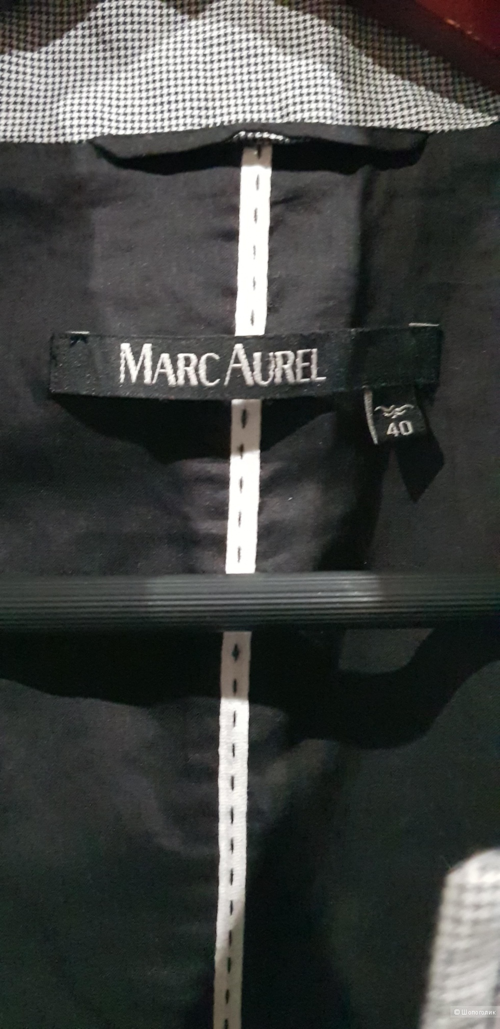 Mark Aurel пиджак 46rus.