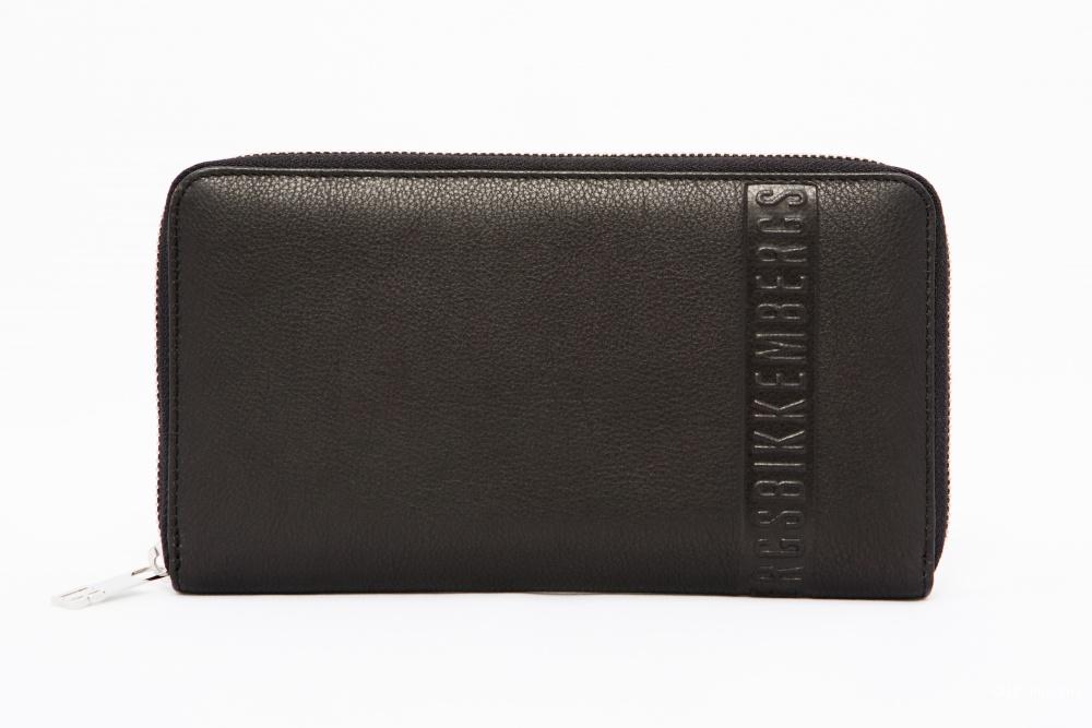 Мужской кошелек Bikkembergs, размер: 22 см х 12 см