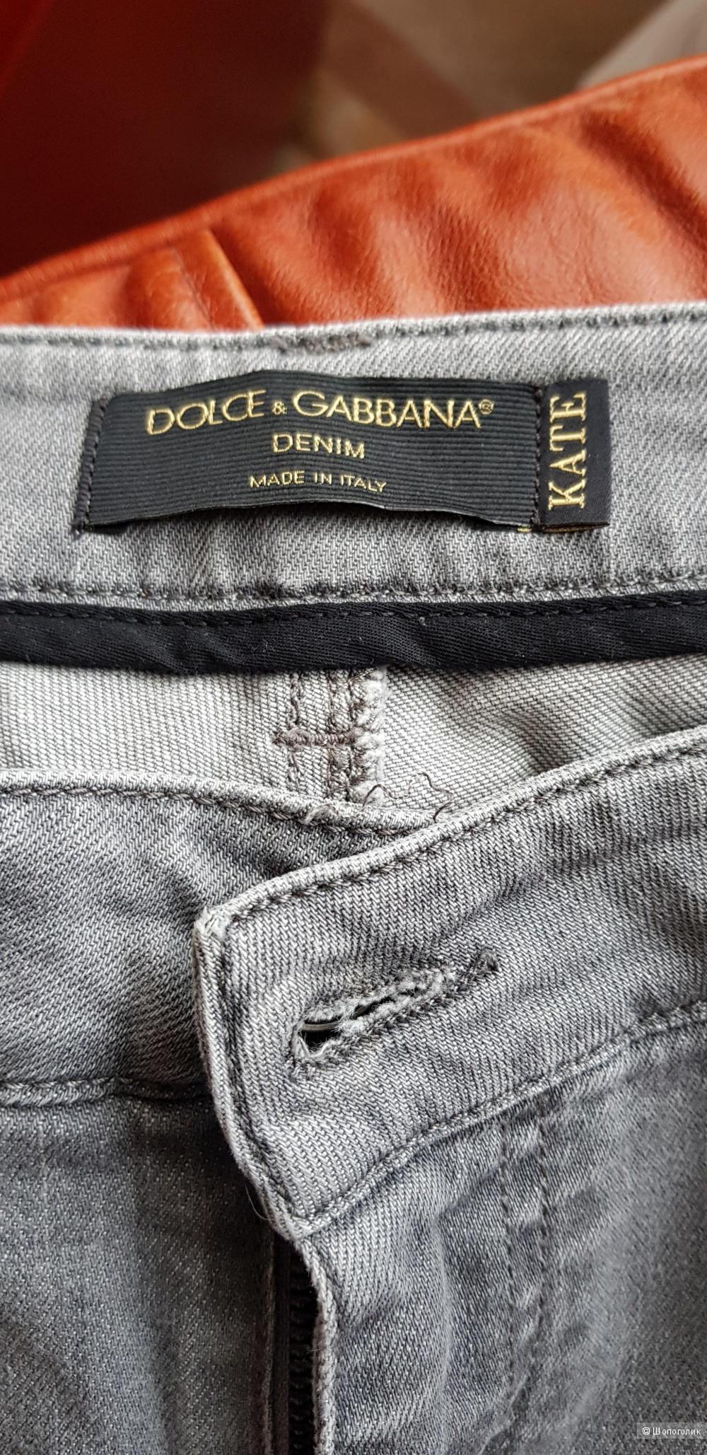 Джинсы, Dolce & Gabbana , 46 ит. размер