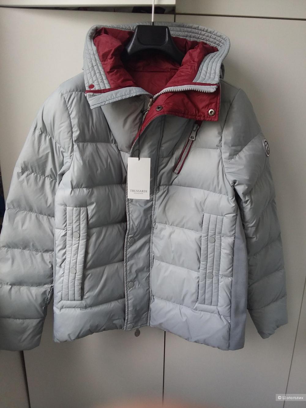 Мужская куртка Trussardi Collection на 48размер