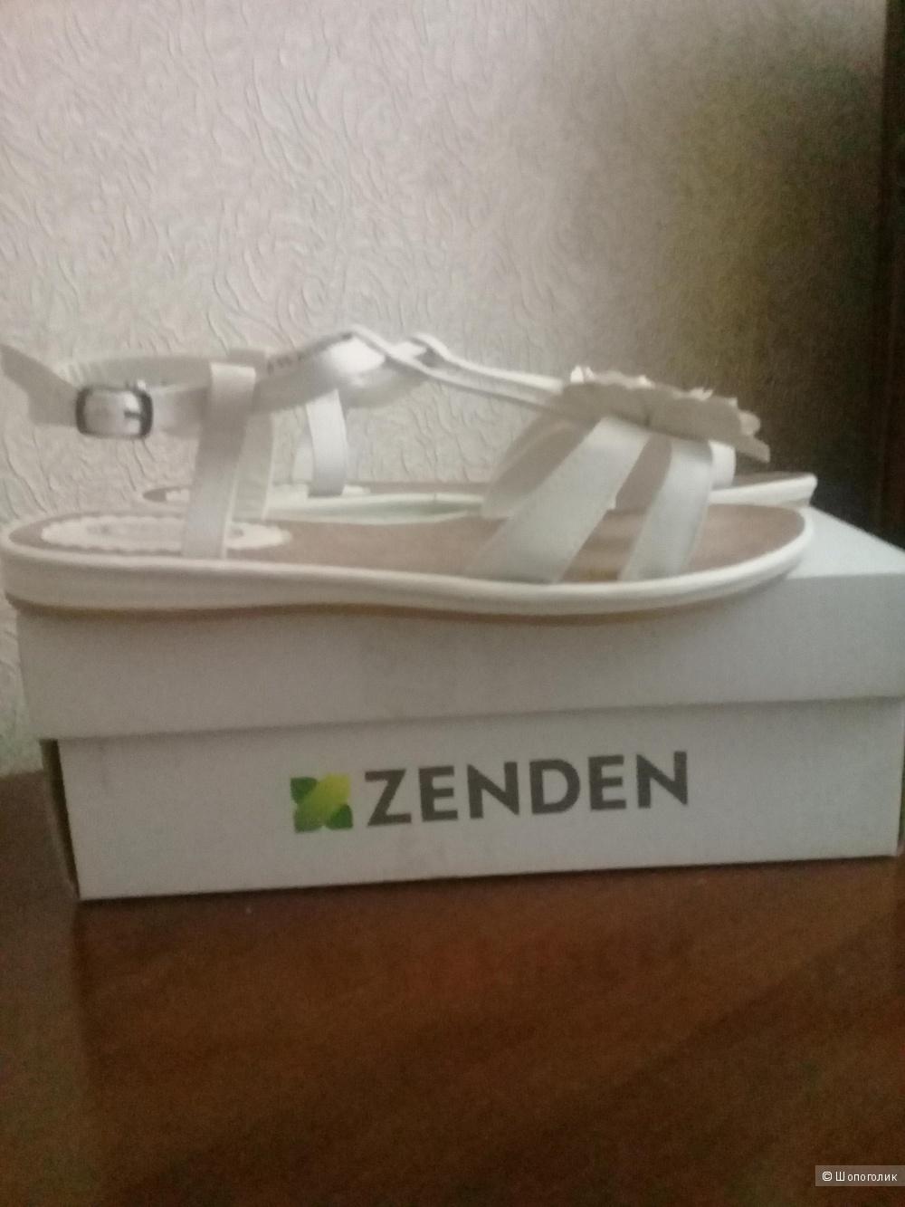 Босоножки Zenden 39 размер
