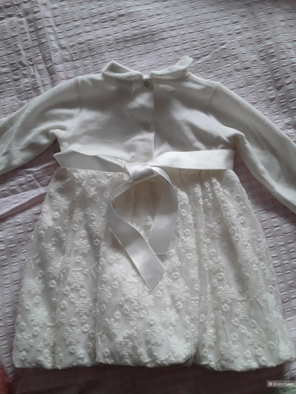 Платье Baby Rose 80см