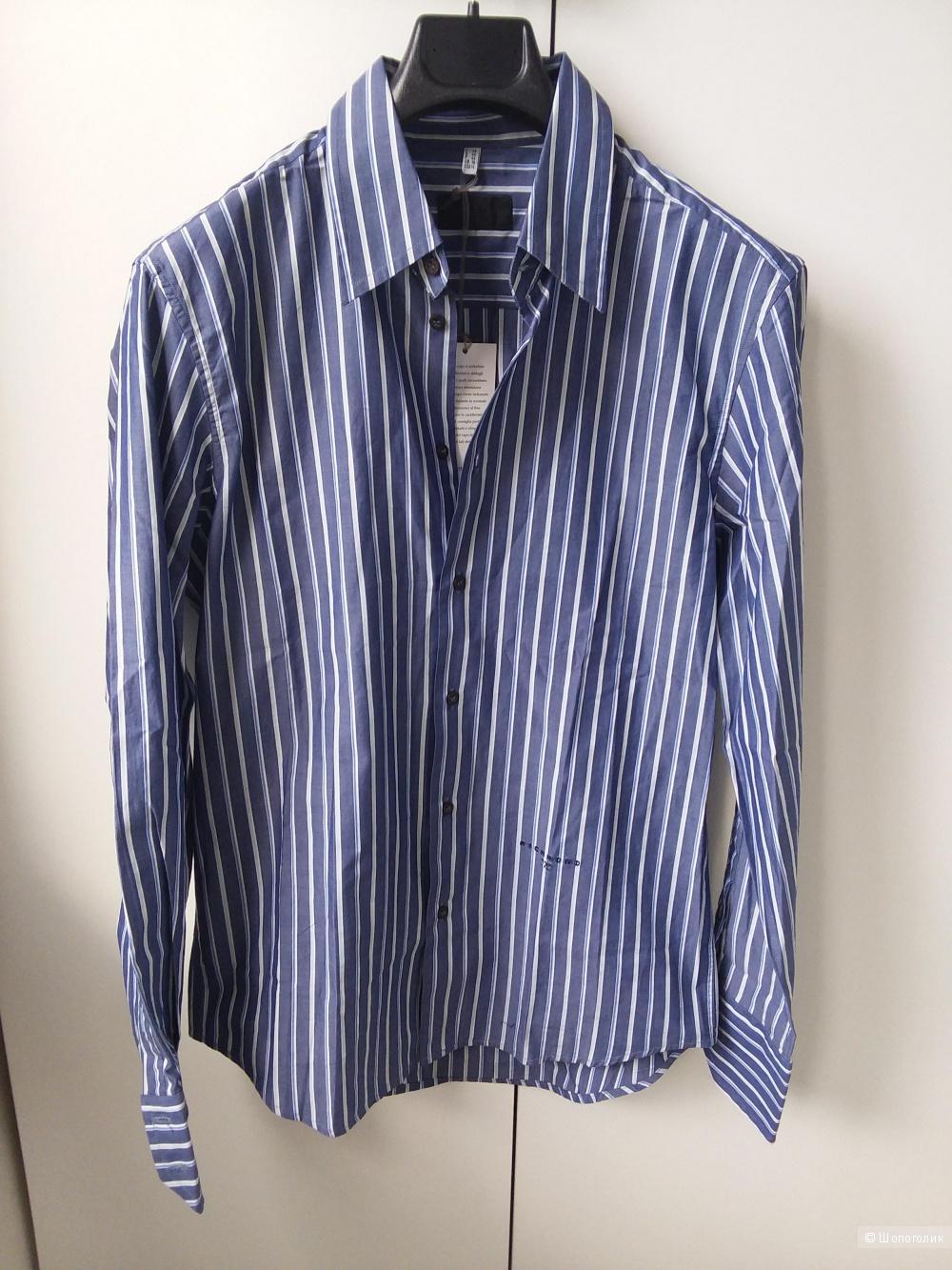 Мужская рубашка John Richmond на 46 размер