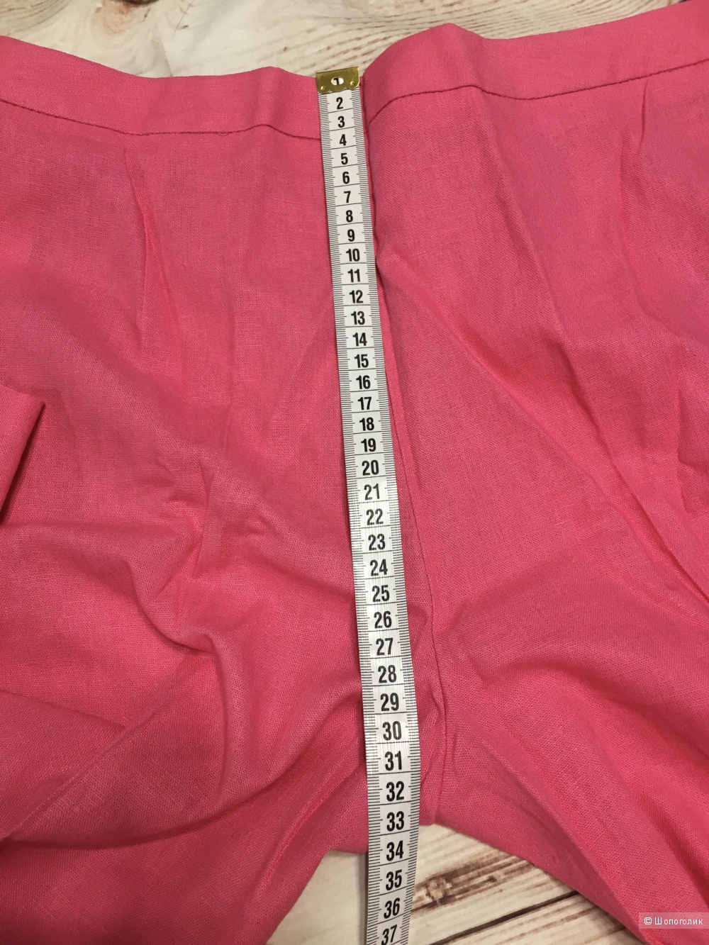 Укороченные брюки Asos, размер 12UK, на рос. 46