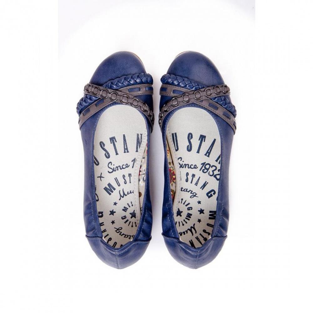Туфли-балетки MUSTANG размер 40
