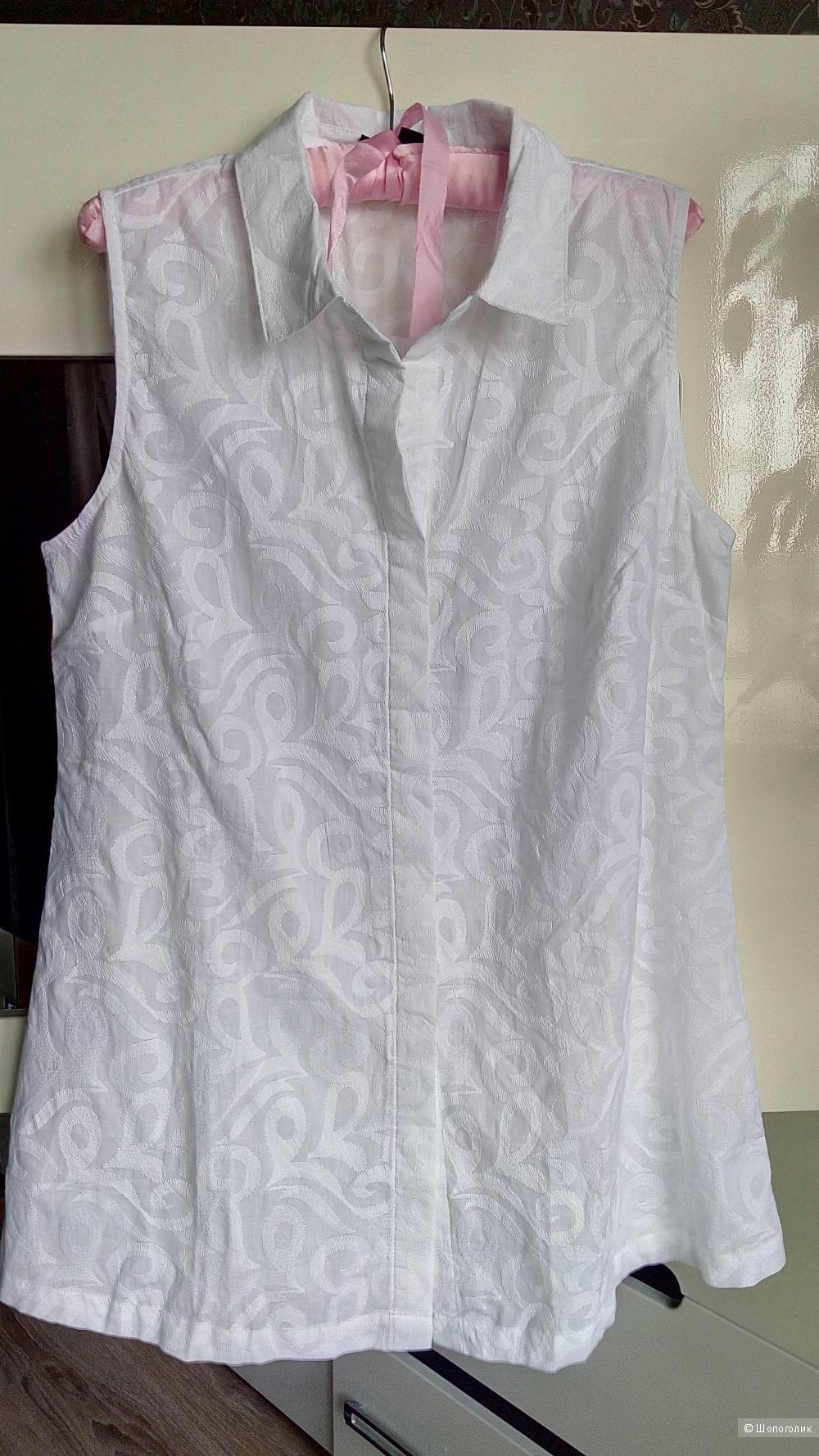 Блузка Dennis Basso, размер 48-50