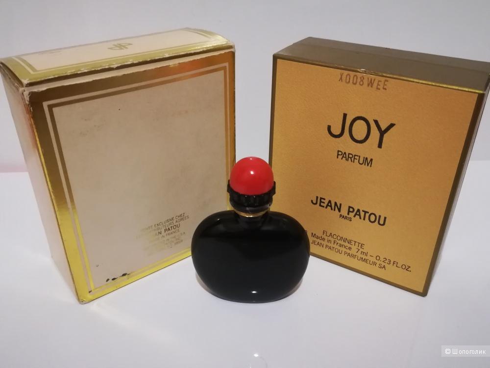 Эксклюзивный парфюм - Joy Jean Patou - 7 мл