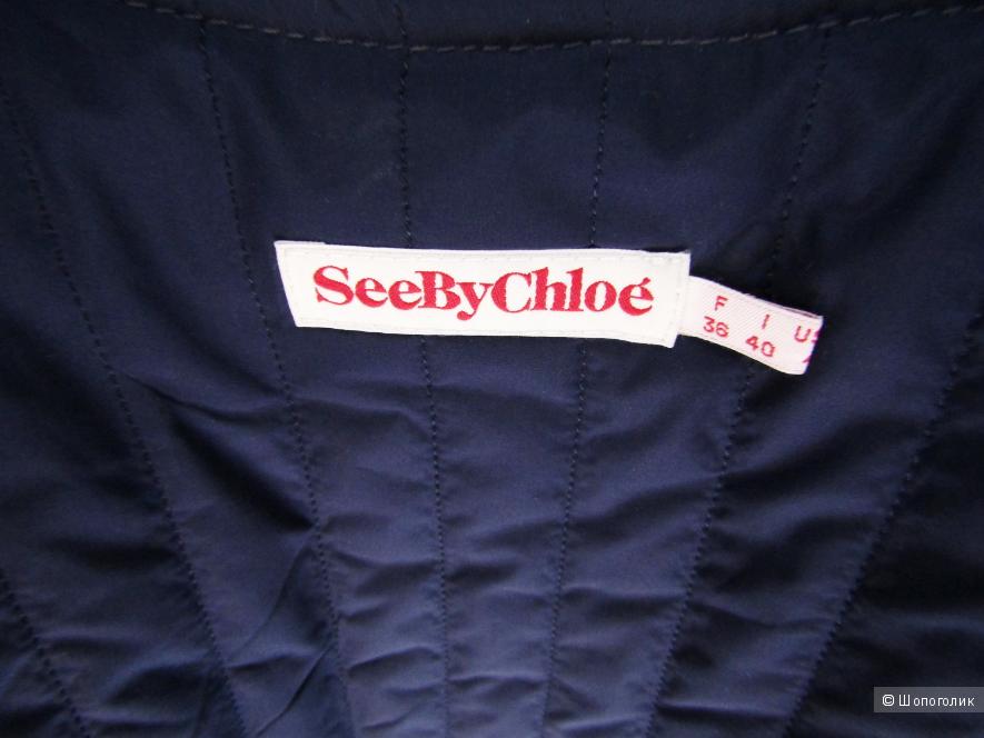 Куртка бомбер See by Chloe размер 46/48