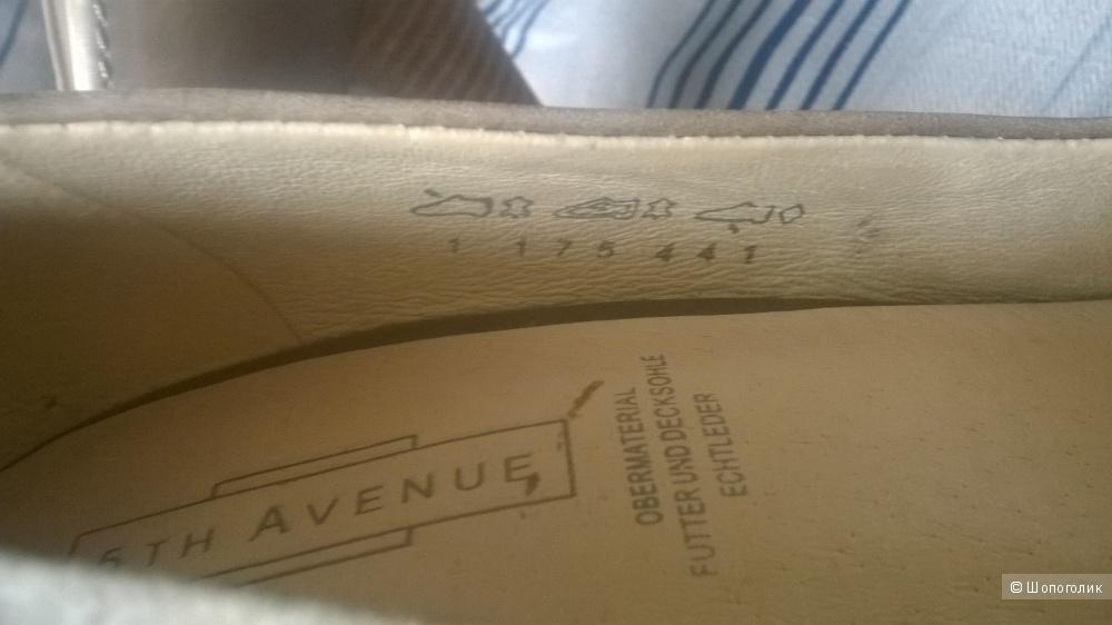 "Туфли   ""5 th Avenue""   р.38"