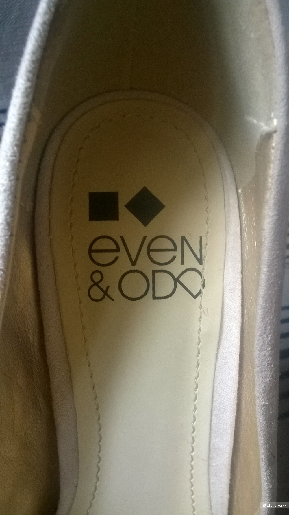 "Туфли     ""EVEN & ODD""    р.38"
